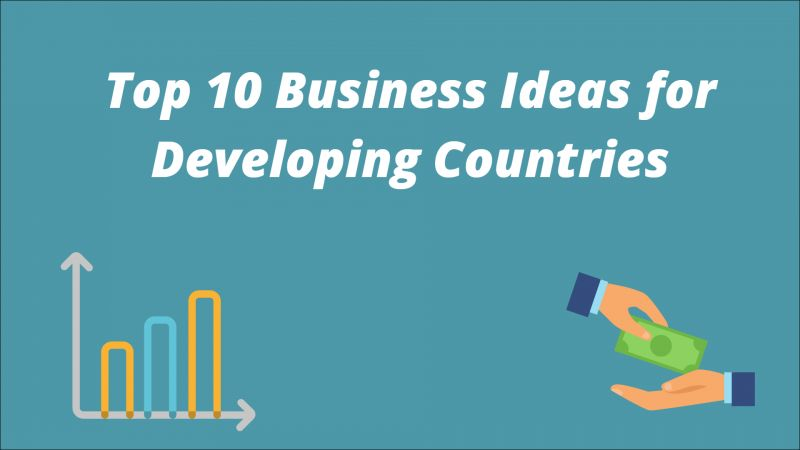 business ideas for developing countries
