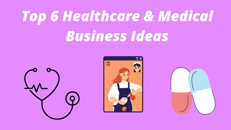 healthcare business ideas