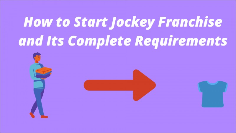 Jockey Franchise Requirement and the Cost in India