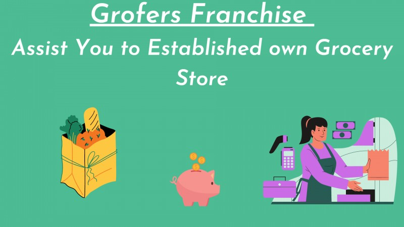 Start own Grocery Store with Grofers Franchise Business Model
