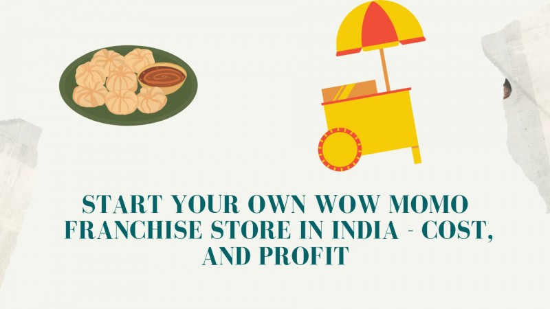 Start Your Own Wow Momo Franchise Store in India - Cost, and Profit