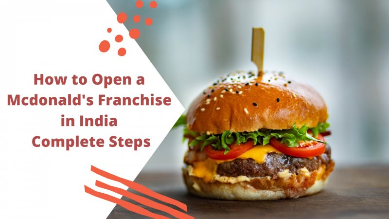 how to open a mcdonald's franchise